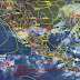 Tormentas intensas se prevén para esta noche y madrugada en regiones de Nayarit, Oaxaca y Chiapas