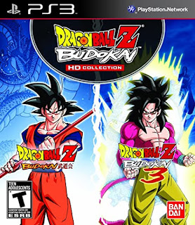 Dragon Ball Z Budokai Hd Collection PS3 Torrent