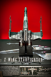 Bandai Starwars Rogue One Partisan X-wing