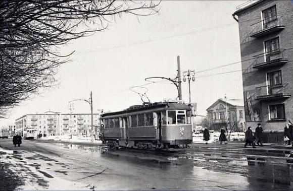 Конотопський трамвай