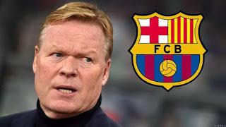Barcelona Clause in Koeman's Contract Confirmed