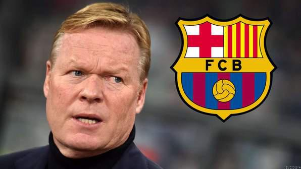 Barcelona Clause in Koeman's Contract Confirmed