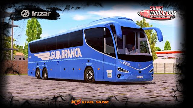 IRIZAR i8 - VIAÇÃO ÁGUIA BRANCA