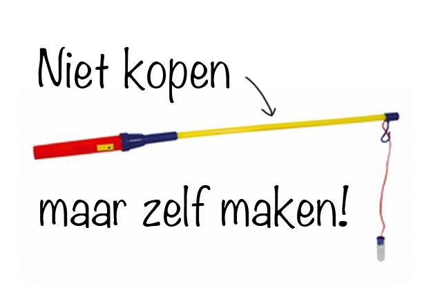 Zeer DMMU: Zelf maken: Sint Maarten Lampion stok! &YZ57