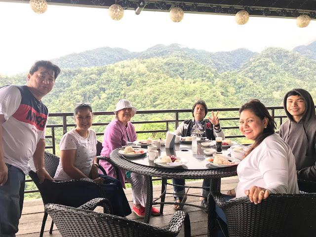 Breakfast at Vista Tala Bataan
