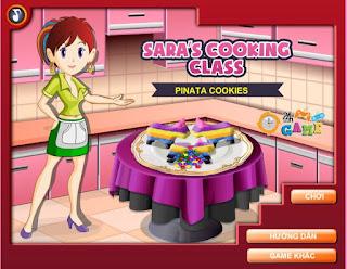 Game làm bánh nướng kì lân ngon tuyệt