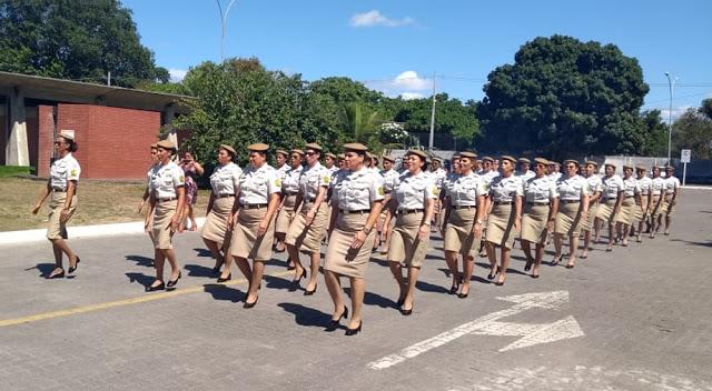 Policiais Militares femininas de Jacobina são promovidas à 1º Sargento