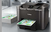 Canon MAXIFY MB5440 Driver Softwar Free Download