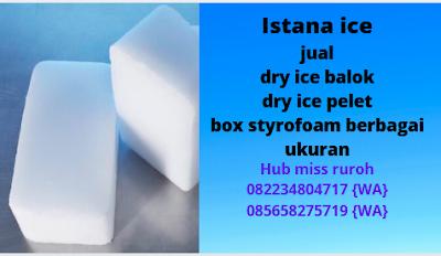 Harga Dry ice Murah Jakarta utara