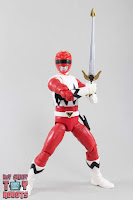Lightning Collection Lost Galaxy Red Ranger 24