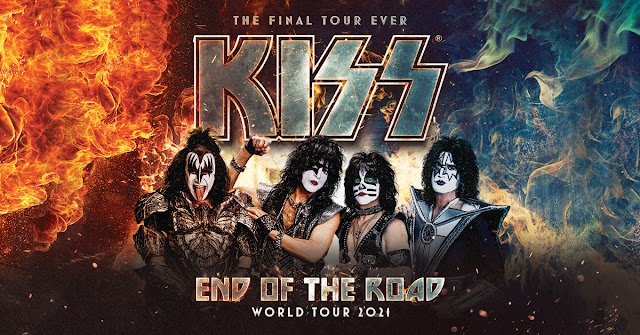 Coming up - KISS at the Germania Insurance Amphitheater on September 29, 2021