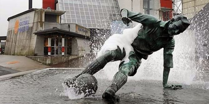 Sir Tom Finney (National Football Museum)