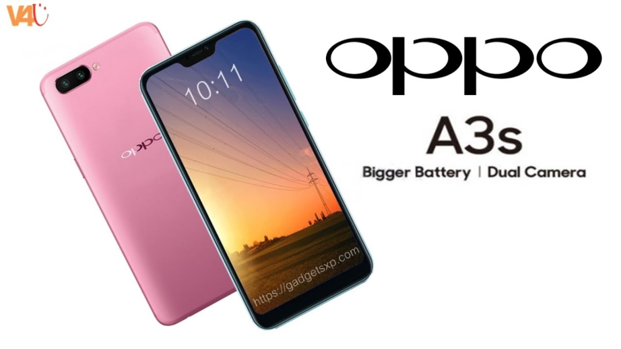 Oppo A3s Diag Port Enable
