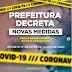 PREFEITURA MUNICIPAL DE SEVERIANO MELO/RN DIVULGA NOVO DECRETO QUE DISPÕE NOVAS MEDIDAS DE ENFRENTAMENTO DO NOVO CORONAVÍRUS