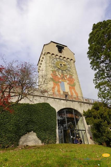 Zytturm 钟塔楼