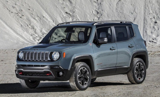 2018 Jeep Renegade Specs, Change, Reviews, Rumors, Price, Release Date