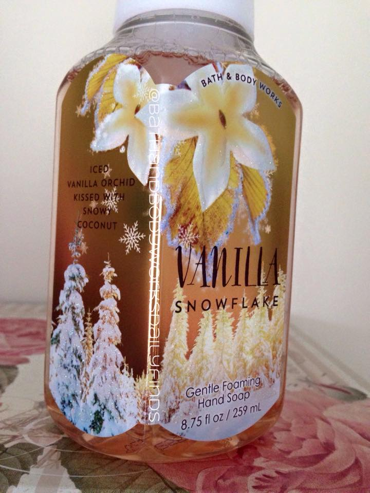 Life Inside The Page Bath Amp Body Works New Winter S