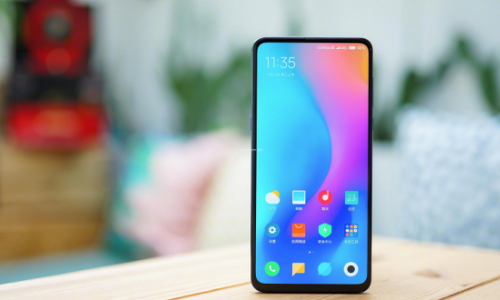 Xiaomi Mi 9 is viewed as a live score!