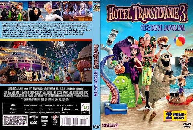 Hotel Transylvania 3 (2018) [Pelicula][Descarga][Español]