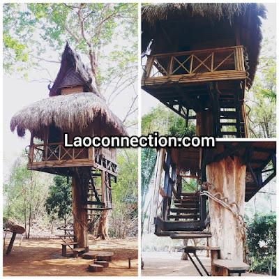 Lao Katu treehouse