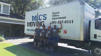 Most Trusted Local Moving Company in DC
