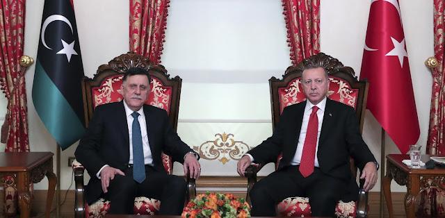Σε δύο εβδομάδες οι πρώτοι Τούρκοι στρατιώτες στη Λιβύη