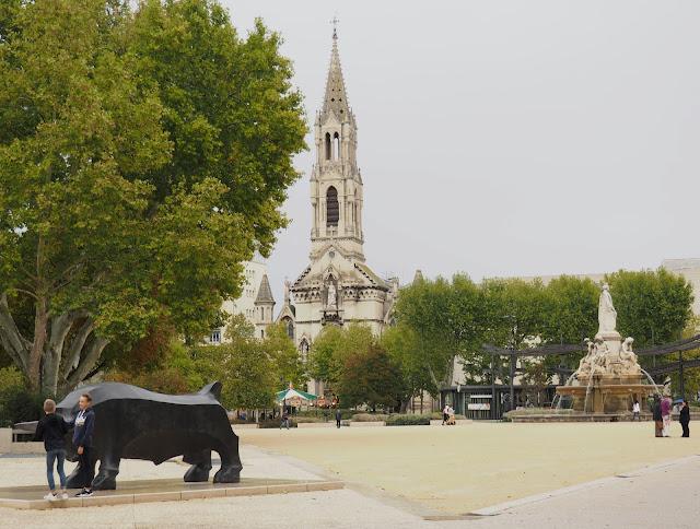 Ним, Франция (Nimes, France)