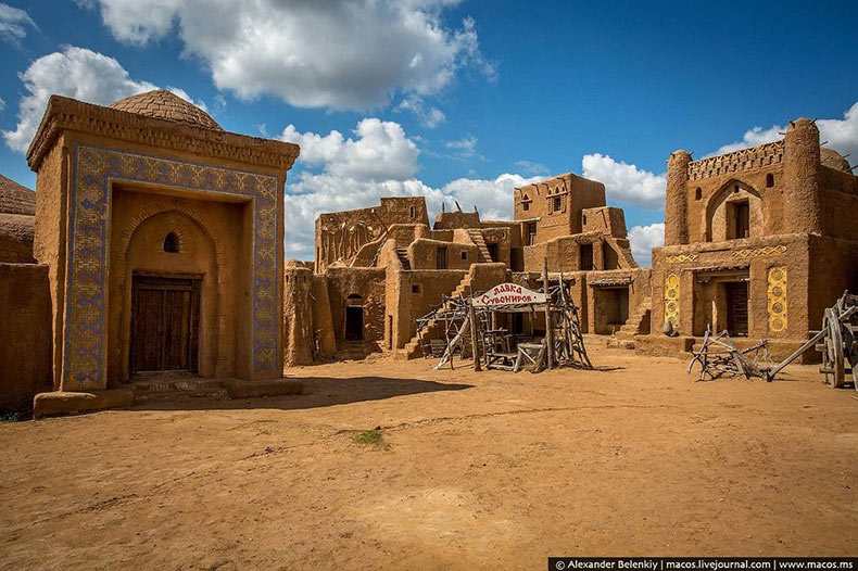 Sarai Batu: La reconstruida ciudad capital de la Horda de Oro del siglo 13