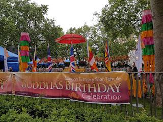 compleanno del Buddha