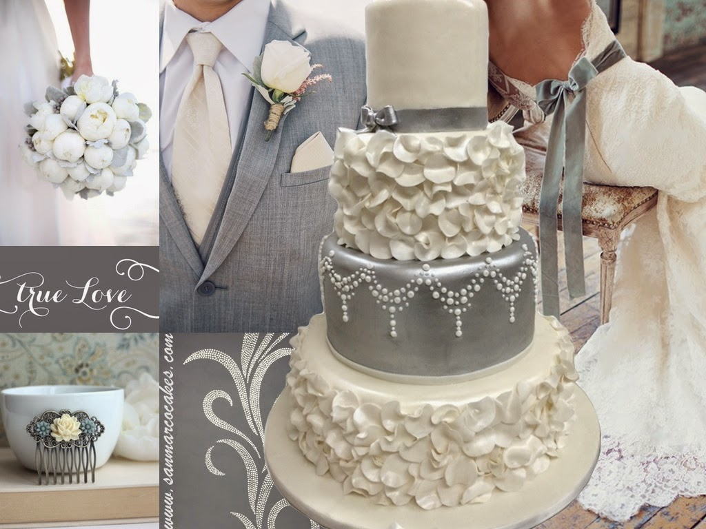 San Marco Cakes Wedding Cake Trends For Spring Summer 2017 Montreal Metallic Clic Ivory Peach