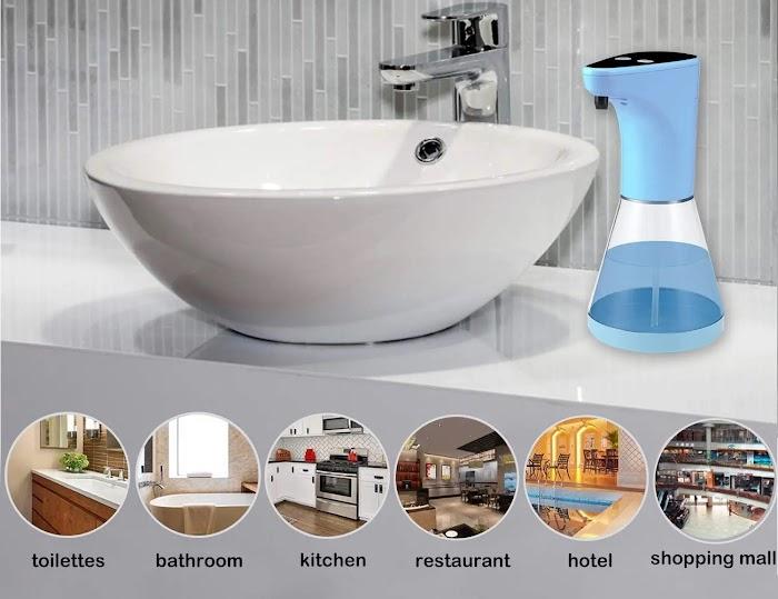 JinZiYi Automatic Soap Dispenser review