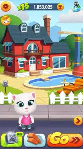 Talking Tom Gold Run Mod APK