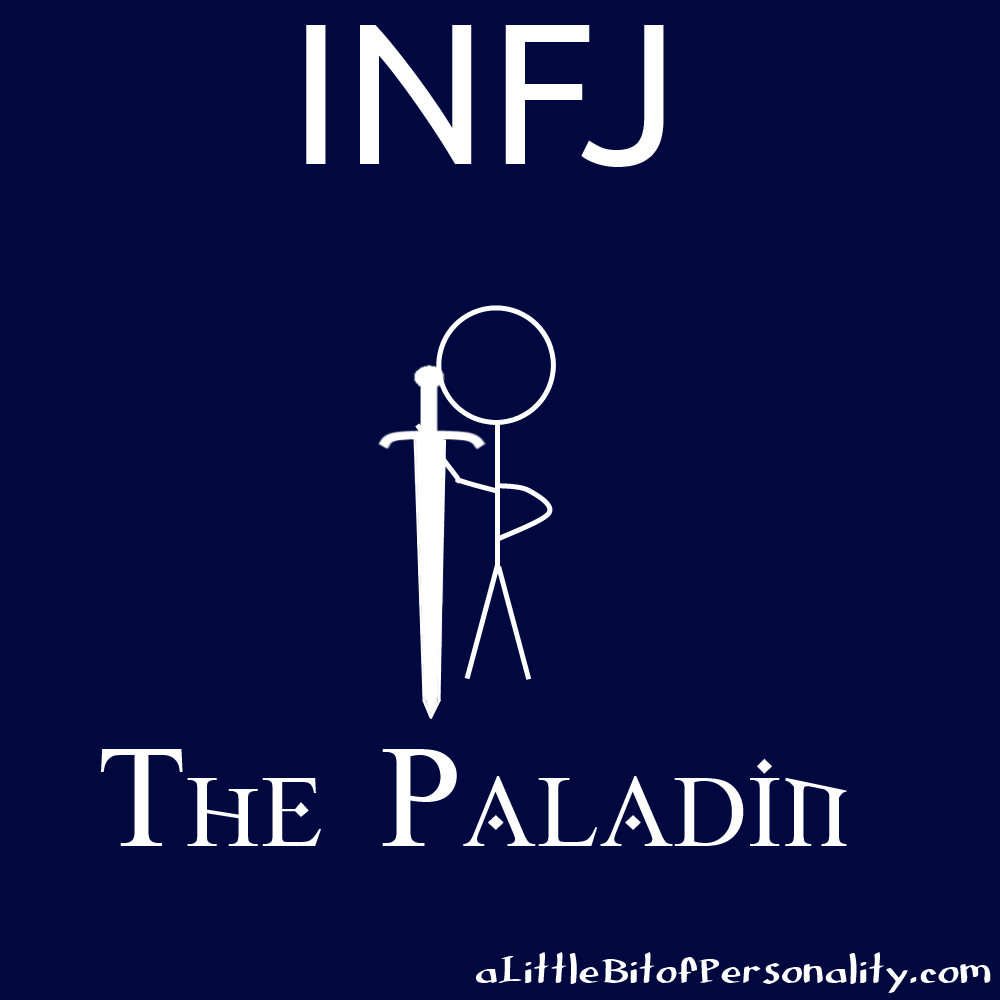 INFJ - The Paladin | Cognitive Orientation Guidebook | A