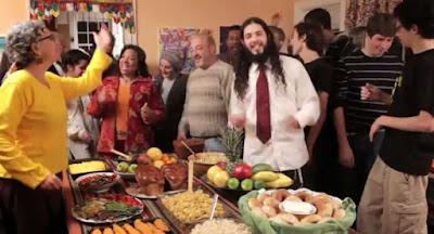 Ari Lesser - Give Thanks - Hanukkah - Thanksgiving