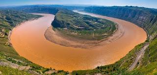 Huang Irmağı (Sarı Irmak) Nerededir? Hakkında Bilgi