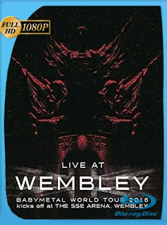 Babymetal – Live at Wembley (2016) HD [1080p] Latino [GoogleDrive] SilvestreHD