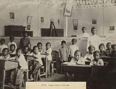 Dampak Bidang Pendidikan Penjajahan Belanda