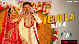 Tequila Song Lyrics-Bala, Ayushman Khurana