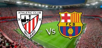 مشاهدة مباراة برشلونة واتلتيك بلباو بث مباشر