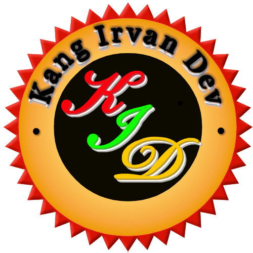 Blog Irvan Dev
