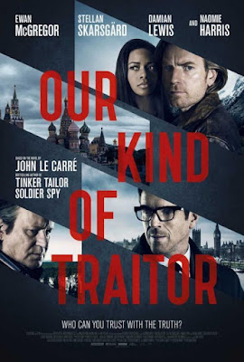 Our Kind Of Traitor 2016 DVD R1 NTSC Sub