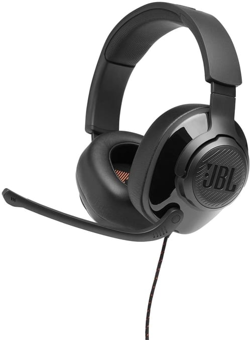 Review JBL Quantum 200 Gaming Headphones