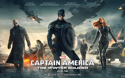 Review Repost: Captain America- The Winter Soldier