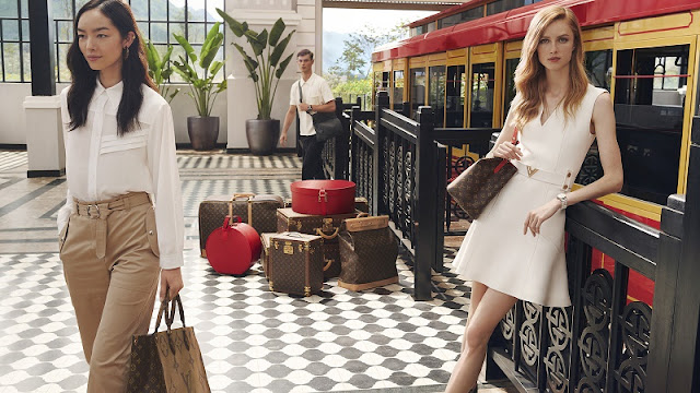 Vietnam's scenery featured in new Louis Vuitton campaign 1