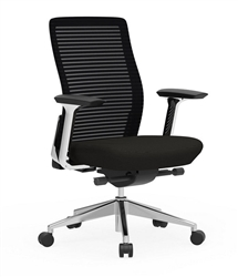Cherryman Eon Fixed Arm Mesh Chair