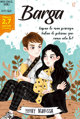 Novel Barga Karya Yenny Marissa PDF