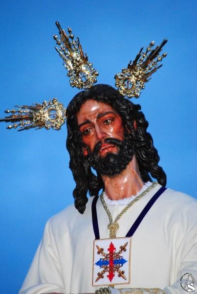 El Señor del Perdón de la parroquia de Santa Teresa de Sevilla procesionará el próximo sábado 28 de marzo