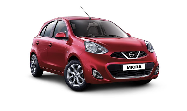 Nissan Micra CVT Launched At Rs.5.99 Lakh