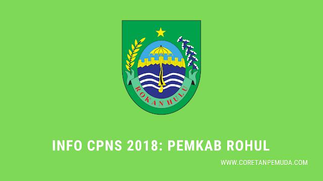 Pengumuman Hasil SKD Kabupaten Rokan Hulu CPNS 2018 - BKD Rohul