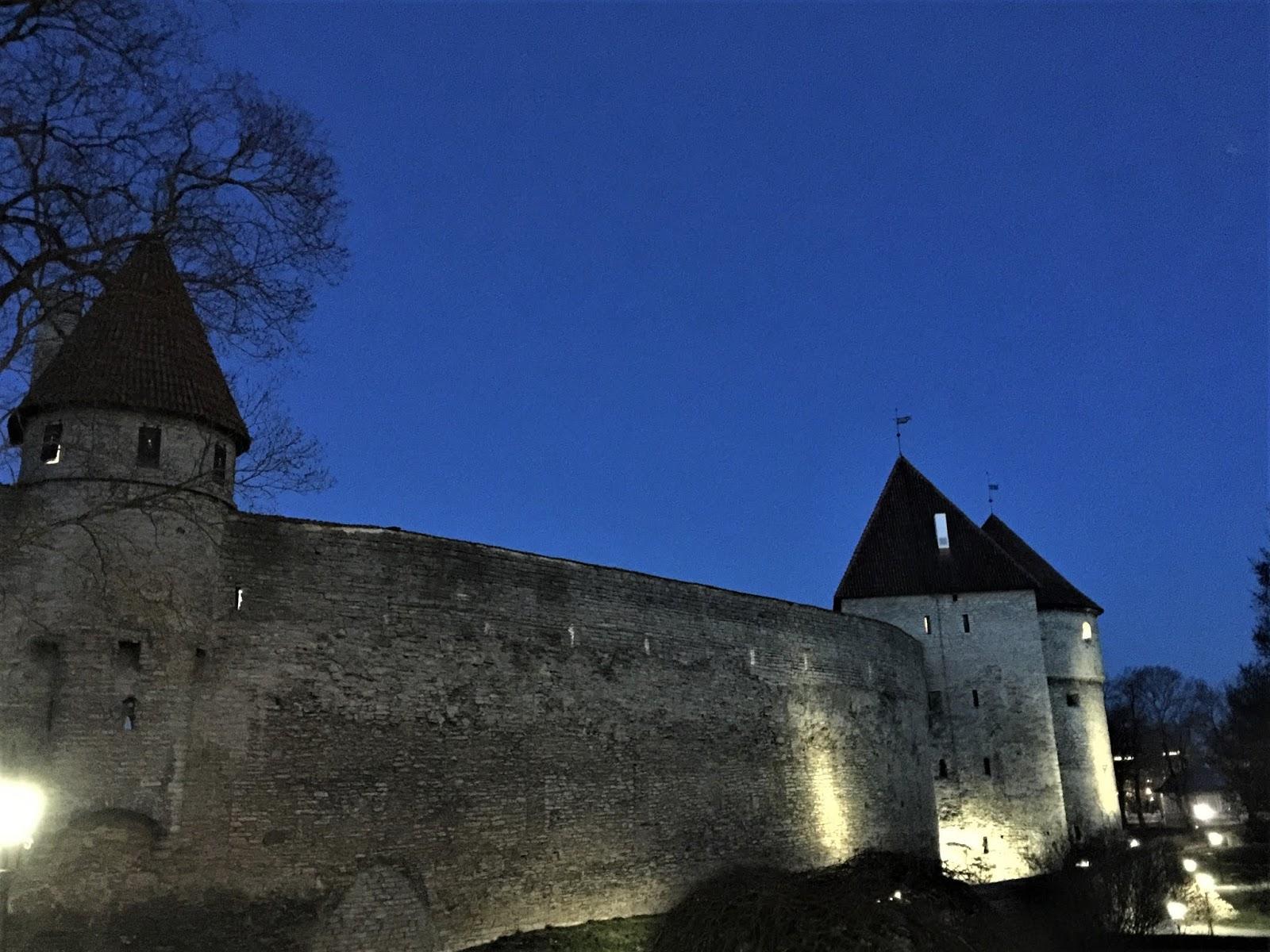 Cinta muraria di Tallinn